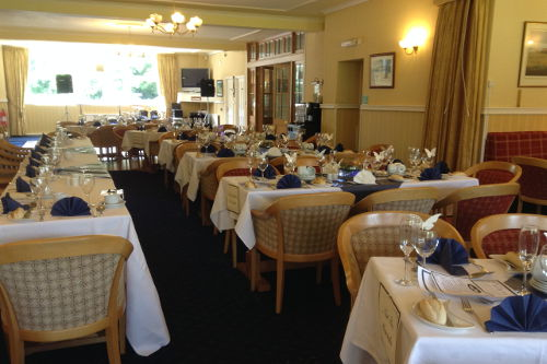 Newbattle Clubhouse Events Wedding